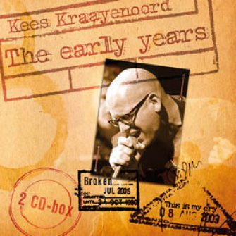 CD - Kees Kraayenoord - The Early Years