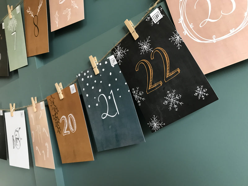 LUV Adventskalender - Kleur
