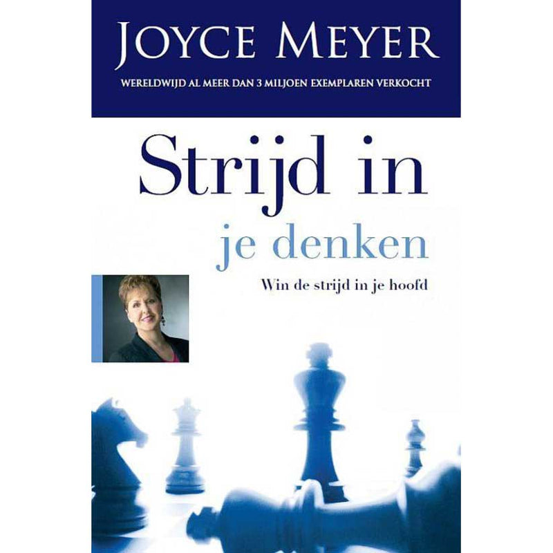 Strijd in je denken - Joyce Meyer