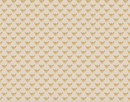 House of Products - Rolletje inpakpapier - Gold Bee