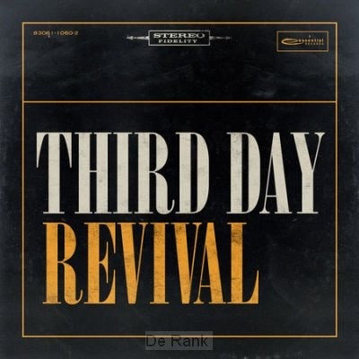Cd - Third day - Revial deluxe edition