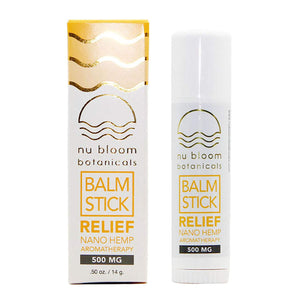 Relief Hemp Balm Stick 500mg