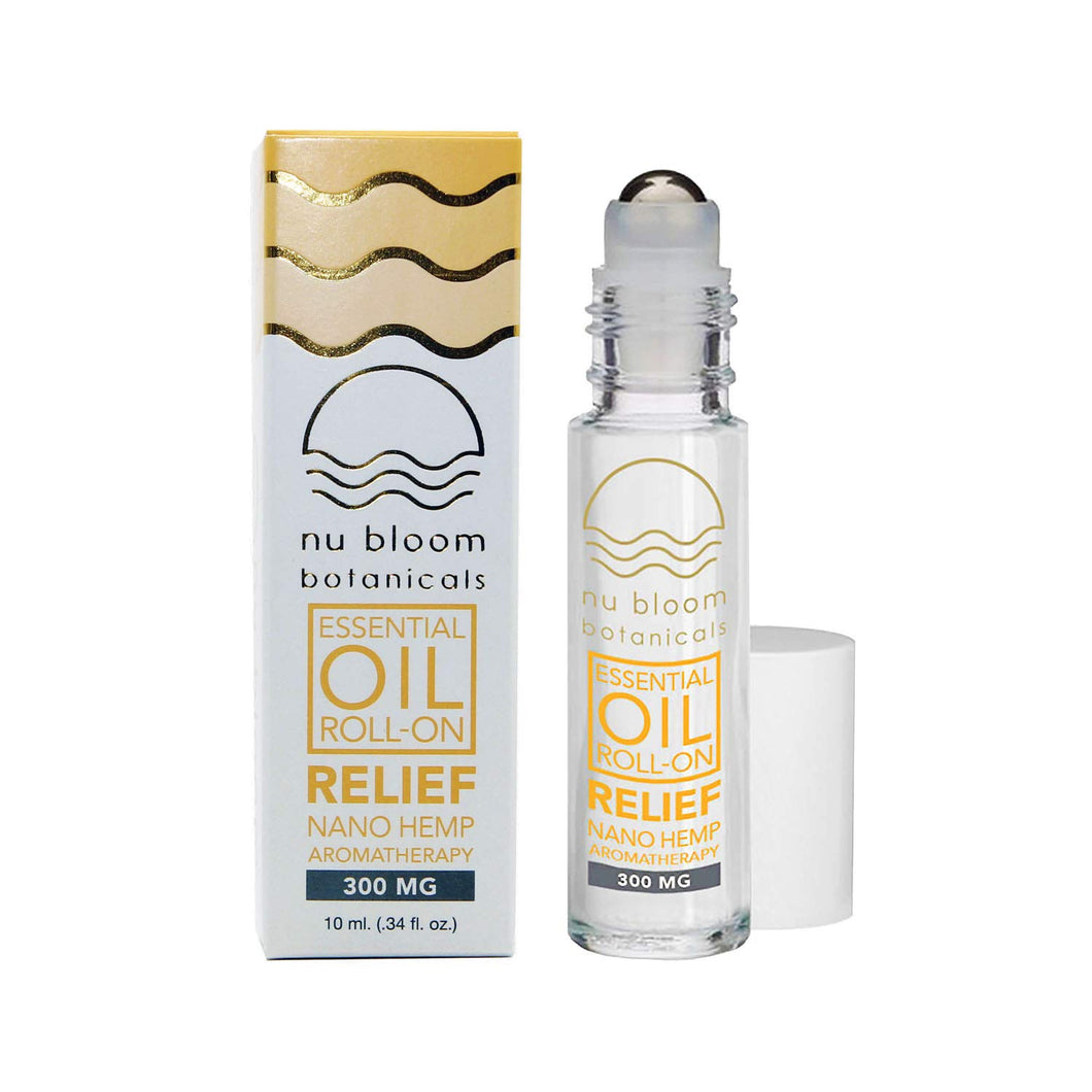Relief Essential oil Roll-On 300mg