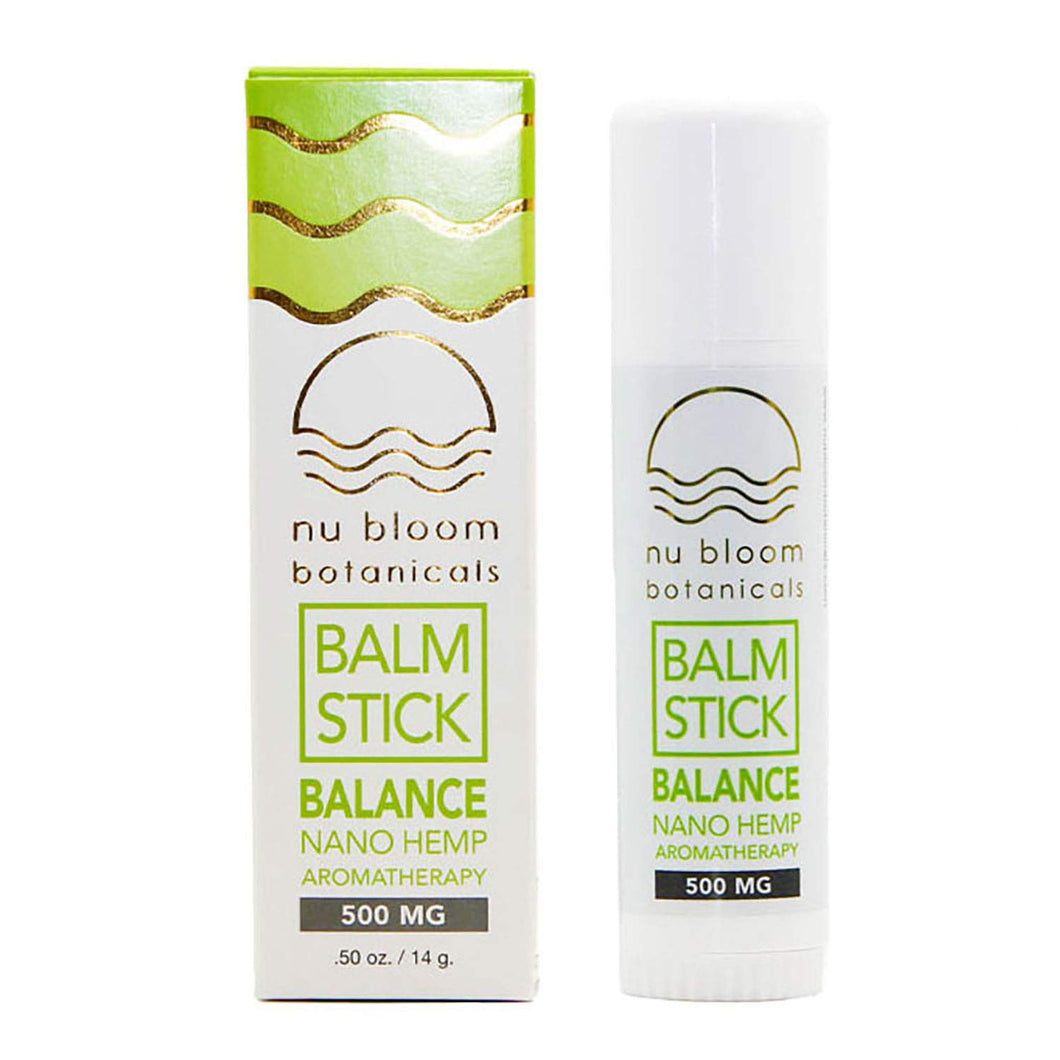 Balance Hemp Balm Stick 500mg