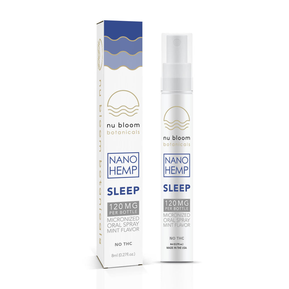 Sleep Spray 120mg 8ml