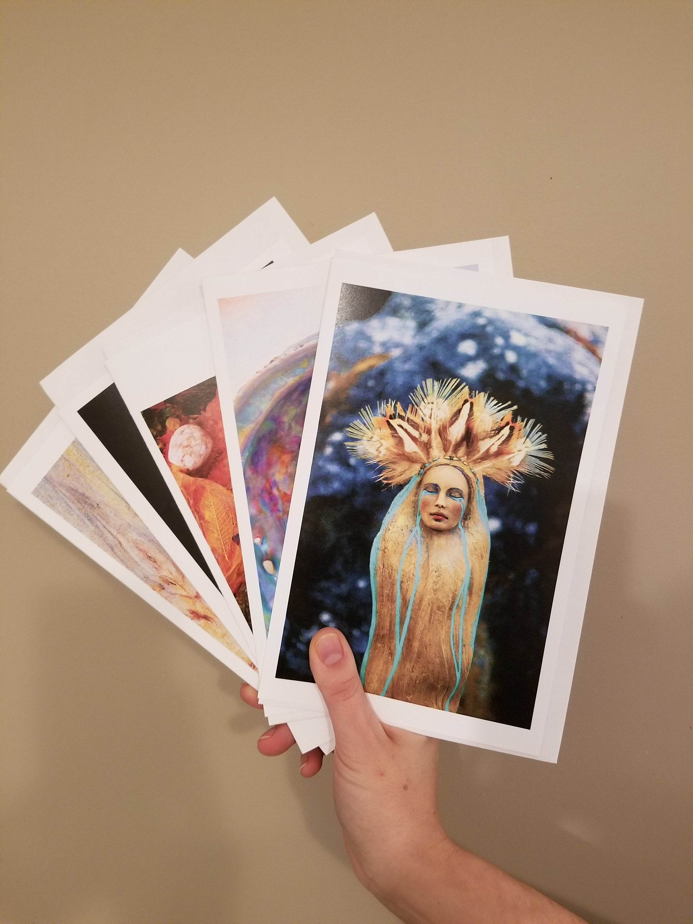 Art Card Package, Choose Any Five Cards