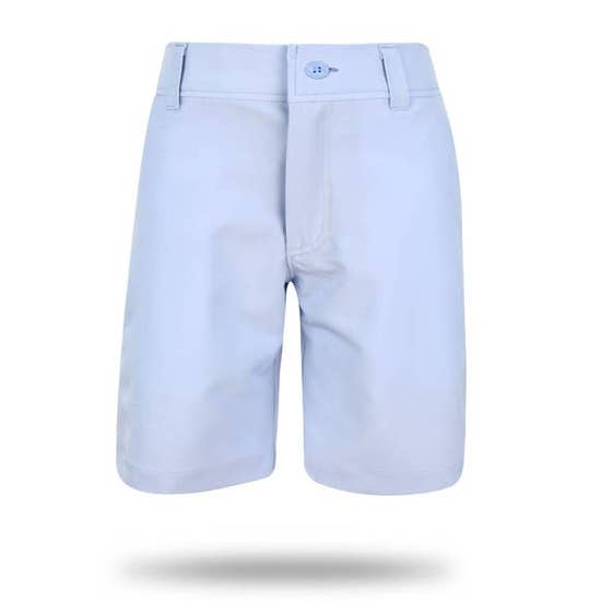 Ice Blue Boys Golf/ Tennis Short