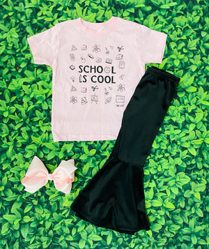 School Is Cool Graphic Tee