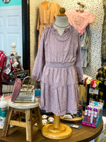 Willow Dress-Mauve