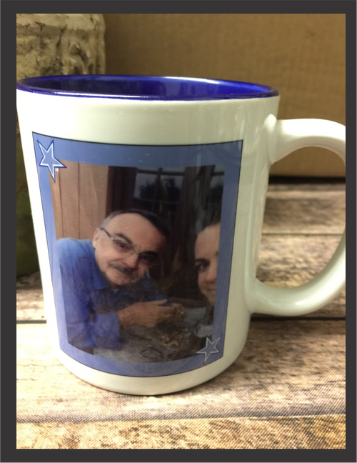 Mug - World's Best Dad Mug **CUSTOMIZED**