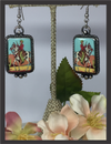 Earrings - Shoot 'Em Up Cowgirl!