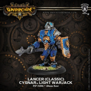 Cygnar Light Warjack Lancer (PIP 31006)