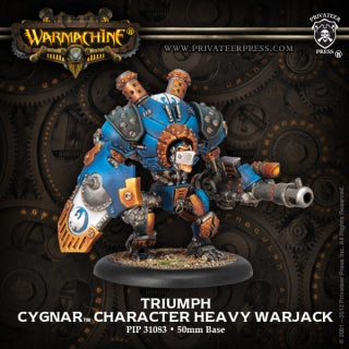 Cygnar Triumph UPGRADE KIT (PIP 31083)