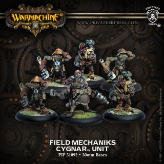 Cygnar Field Mechaniks (6) (PIP 31092)