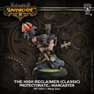 Protectorate of Menoth High Reclaimer (PIP 32013)