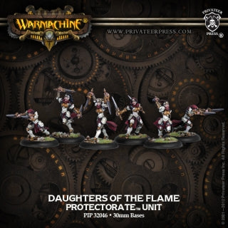 Protectorate of Menoth Daughters of the Flame (6) (PIP 32046)