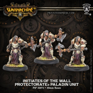 Protectorate of Menoth Unit Initiates of Wall (3) (PIP 32072)