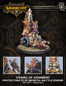 Protectorate of Menoth Vessel of Judgement Battle Engine (PIP 32073)