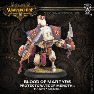 Protectorate Of Menoth Blood of Martyrs UPGRADE KIT (PIP 32085)