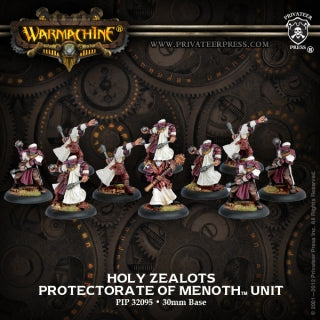 Protectorate of Menoth Holy Zealots (10) (PIP 32095)