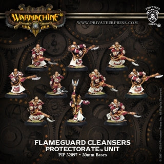 Protectorate of Menoth Flameguard Cleansers (10) (PIP 32097)