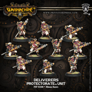 Protectorate of Menoth Deliverers (10) (PIP 32100)
