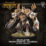 Protectorate of Menoth Colossal Judicator OR Revelator (1) (PIP 32108)