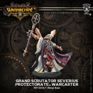 Protectorate of Menoth Grand Scrutator Serverius (PIP 32114)