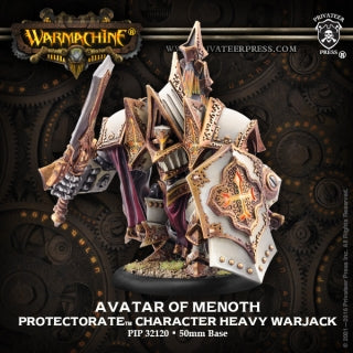 Protectorate of Menoth Avatar of Menoth (PIP 32120)
