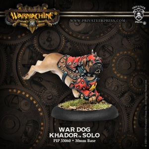 Khador War Dog (PIP 33060)