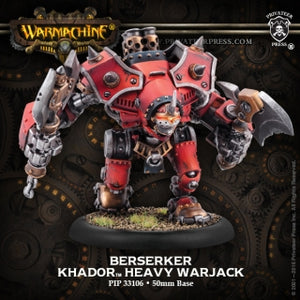 Khador Berserker OR Mad Dog OR Rager (1)(PIP 33106)