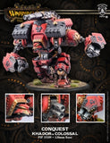 Khador Colossal Conquest OR Victor (PIP 33109)