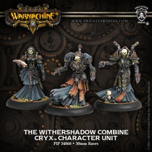Cryx The Withershadow Combine (3) (PIP 34060)