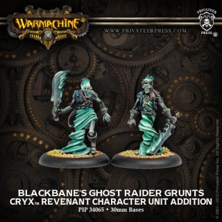 Cryx Blackbane's Ghost Raiders (2) (PIP 34065)