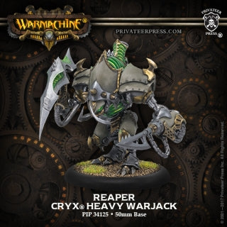 Cryx Corruptor OR Reaper OR Malice (1) (PIP 34125)