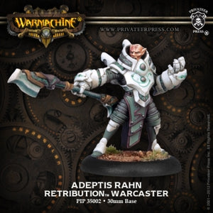 Retribution of Scyrah Warcaster Adeptis Rahn (PIP 35002)