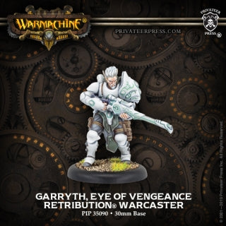 Retribution of Scyrah Warcaster Garryth, Eye of Vengeance (PIP 35090)