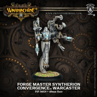 Convergence of Cyriss Forge Master Syntherion Warcaster (PIP 36029)