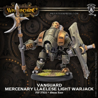 Crucible Guard Light Warjack Vanguard (PIP 37024)