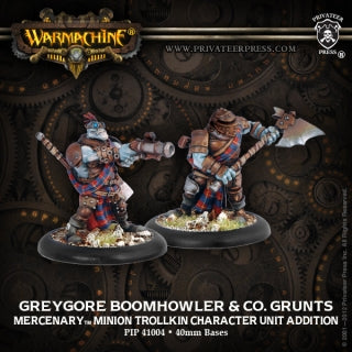 Mercenary Boomhowler & Co. Grunts (2)(PIP 41004)