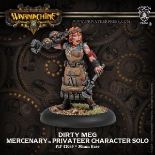 Mercenary Privateer Dirty Meg (PIP 41053)