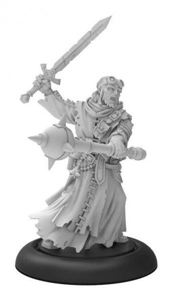 Mercenary Order of Illumination Morrowan Battle Priest (PIP 41168)