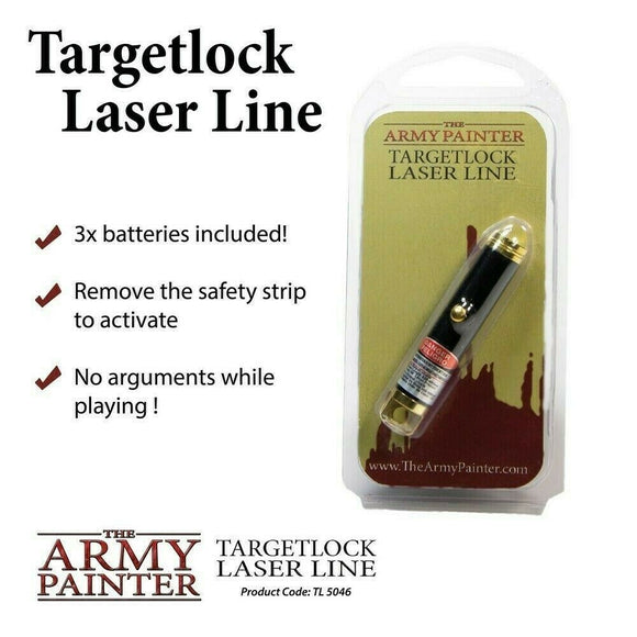 The Army Painter Tools Targetlock Laser Line (TL5046)