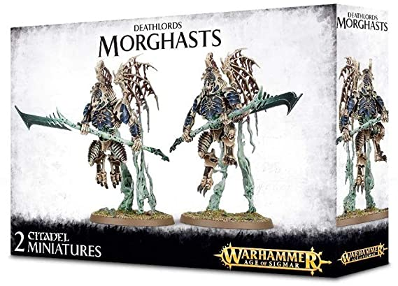 Ossiarch Bonereapers Morghast