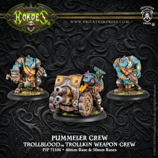 Trollblood Thumper OR Pummeler Weapon Crew (PIP 71104)
