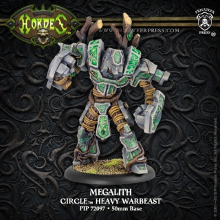 Circle Orboros Heavy Warbeast Megalith (PIP 72097)
