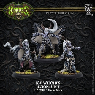 Legion of Everblight Unit Ice Witches (3) (PIP 73100)