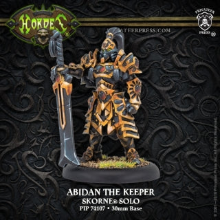 Skorne Solo Abidan the Keeper (PIP 74107)