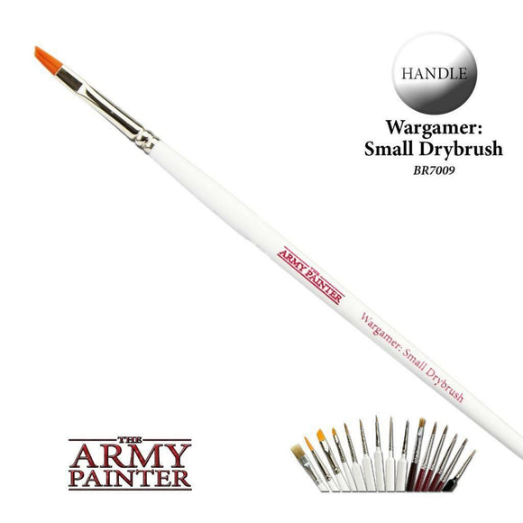 The Army Painter Brushes Small Drybrush Wargamer Brush (BR7009)