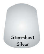 Stormhost Silver Layer Paint